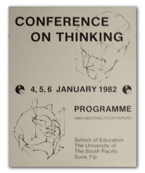 International Conference on Thinking - 1982-suva-fiji