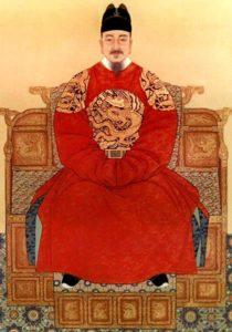 king se-jong the great of korea